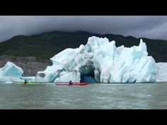 Travel: Explore the Mendenhall Glacier