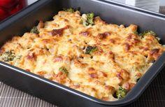 Healthy-Chicken-Vegetable-Casserole