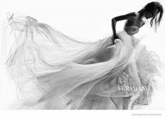 Vera Wang F/W 2014 Bridal Campaign via @WhoWhatWear // Patrick Demarchelier for Vera Wang