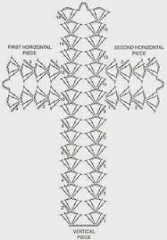 Risultati immagini per rosario a uncinetto schemi