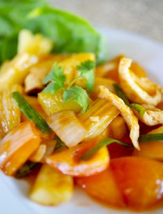Sweet and Sour Stir-Fry from Everyday Paleo Thai Cuisine, Jassa Courses, and 20 Free Fat Loss Tips! | Everyday Paleo