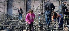 Εξαρση βίας στη Γερμανία -Δεκάδες εμπρησμοί σε κέντρα υποδοχής προσφύγων