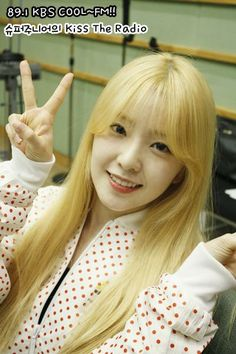 150324 레드벨벳 Red Velvet @ KBS 키스더라디오 Kiss The Radio - 아이린 IRENE
