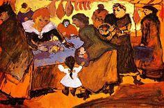"bilinmeyen başlık - Fikret Mualla Saygı "" - WikiPaintings.org Bernard Shaw, Turkish Art, Fauvism, Art Database, Mixed Media Art, Contemporary Art, Colours, Paris, Abstract"