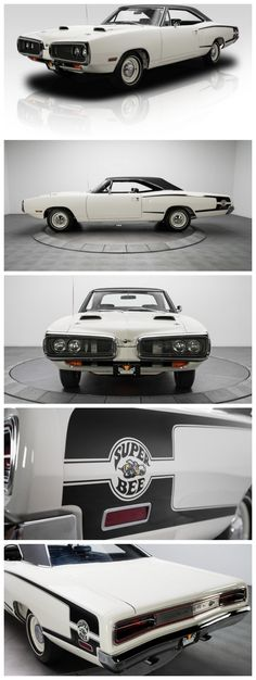Legendary Dodge Coronet Super Bee (1970)