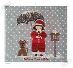 Candice Jour de neige