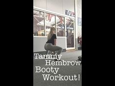 Tammy Hembrow | Weeks 5-8 | Day 2! | GLUTES | - YouTube