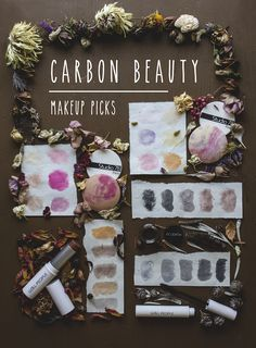 Natural makeup picks at Carbon Beauty | TLV Birdie Blog