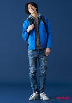 KSWISS sports look #fit_JK #Hood T-shirt #SI-16  #kswissloveblog