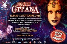 "El Molino presenta: ""Noche Gitana"" http://crestametalica.com/events/molino-presenta-noche-gitana/ vía @crestametalica"