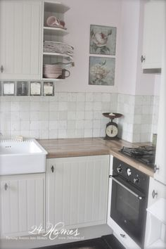24 Homes: Claire's Keuken