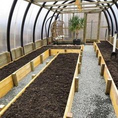 28 Simple and Budget-Friendly Plans to Build a Greenhouse – gardening ideas vegetable