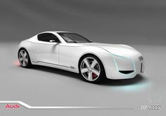 Super cool Audi Concept Cars Wallpaper