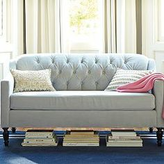 Upholstered Bedroom Furniture | PBteen