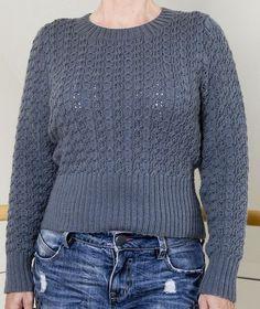 Sehr vielseitig - einfarbige Pullover