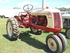 Antique Tractors, Vintage Tractors, Vintage Farm, James Ford, Classic Tractor, Ford Tractors, Old Farm Equipment, Farm Toys, Car Humor