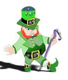 Aengus O'Reilley Web Hosting Leprechaun on dwli.com