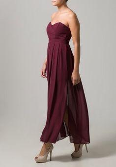 TFNC - ELIDA - Maxi jurk - burgundy
