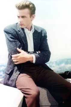 "James Dean - ""Most Stylish Men of the 1950s - GQ.co.uk"""