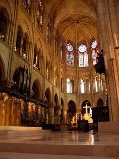Notre Dame de Paris, Île de la Cité, Paris