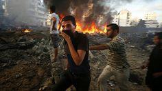 G.H.: Em 'dia de fúria', palestinos são mortos na Cisjor...