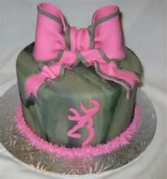 Lol- kelli i can make yours a surprise...roman will be on board! :) jk :) Image Search Results for pink camo baby shower decorations
