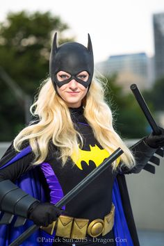 Batgirl D*Con2015 | Photo by Patcave