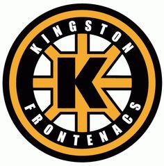 Kingston Frontenacs Hockey Logos, Sports Logos, Astros Logo, Houston Astros, Nhl, Captain America, Team Logo, Superhero, Kingston