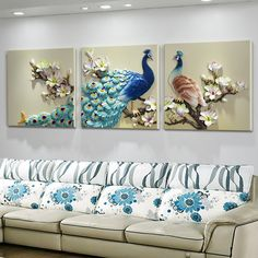 Living Room Murals, Living Room Decor, Living Rooms, Wall Murals, Wall Stickers Home Decor, Wall Art Decor, Decor Interior Design, Interior Design Living Room, Modern Contemporary Living Room