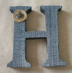 Crafting with a Pair of Old Jeans