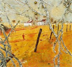 Peter Doig: Young Bean Farmer. 1991
