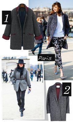Best women's coats Winter 2013