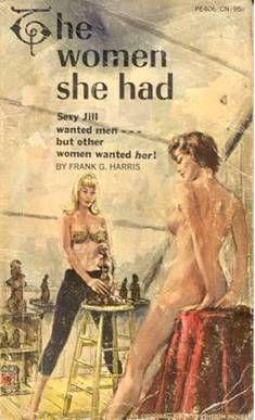 Rader 1964 Vintage Lesbian, Lesbian Art, Gay Art, Pulp Fiction Art, Pulp Art, Vintage Comics, Vintage Posters, Yuri, Up Girl