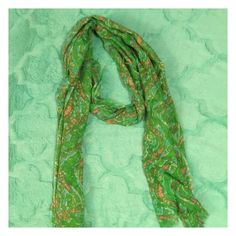 ✨NWOT Lilly Pulizter Scarf/Head wrap!✨ -Brand new Lilly Pulitzer scarf -Never used except for modeling -51% Silk and 49% cashmere  -Personally, this looks best as a headwrap or cute headband!  ✨NO TRADES / HOLDS / PP✨ Happy shopping! Lilly Pulitzer Accessories Scarves & Wraps