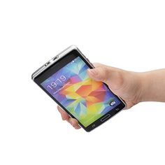 Reax 12 Million Volt Rechargeable Smart Cell Phone Stun GunLED Flashlight black -- Amazon most trusted e-retailer