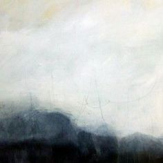 Ivy Newport - Painting Two - Gilded Horizon
