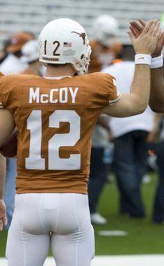 Colt Mccoy Texas Longhorns Football High School Football College Football American Football