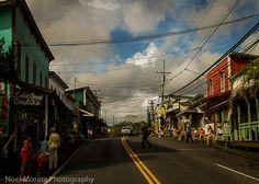 Distinctive towns of Hawaii Island, Travel Photo Mondays  Cool towns to visit in #Hawaii #Bigisland,