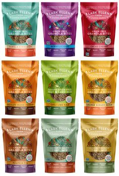 Packaging Snack, Biscuits Packaging, Pouch Packaging, Food Packaging Design, Organic Packaging, Branding Design, Chocolate Packaging, Cookies Et Biscuits, Granola
