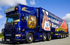 Jens Bode Scania LKW Truck Autohof Berg