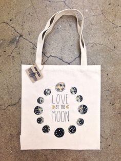 Love By the Moon Tote