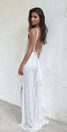 Grace Loves Lace wedding dresses we adore; Click to see more dresses from this collection.