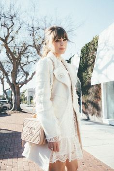 White Tweed  | Jenny Cipoletti of Margo & Me