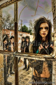 BLACK VEIL BRIDES WEBSITE
