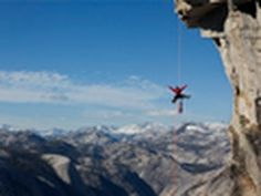 National Geographic Live! - Photographer Jimmy Chin: Climbing Yosemite