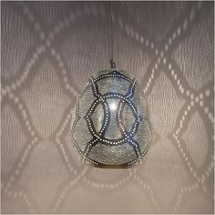 Zenza Tahrir Filigros Small Pendant Light