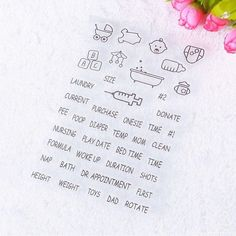 Ebay Motors Honest Bathing Girl Transparent Clear Silicone Stamps For Diy Scrapbooking/card Making/kids Fun Decoration Supplies44