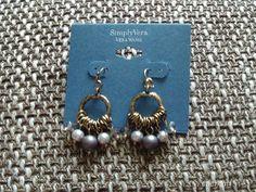 SimplyVera Vera Wang Earrings
