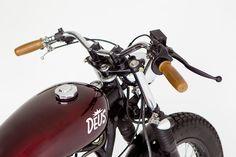 Deus Bali Yamaha SR400   Bike EXIF