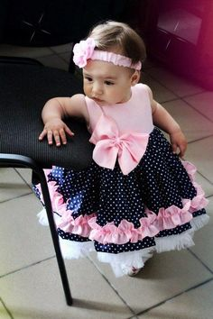 Dress Anak Baby Girl Dresses Little Dresses Flower Girl Dresses Dresses Elegant Dresses Toddler Fashion Layette Baby Wearing Baby Girl Frocks, Frocks For Girls, Little Girl Outfits, Little Girl Dresses, Kids Outfits, Fashion Kids, Baby Girl Fashion, Baby Dress Design, Baby Girl Dress Patterns
